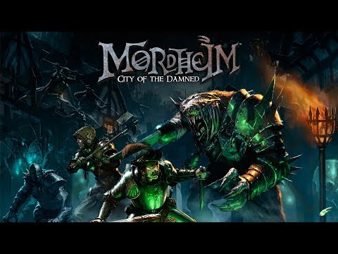 Mordheim: City of the Damned #1 Purge the Chaos-Part 1 Let's play Mordheim: Order  