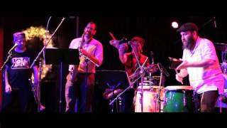 Zion80 ASHER BARA live at Highline Ballroom NYC