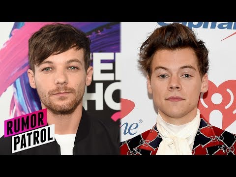 Louis Tomlinson Wrote Song About Harry Styles?!  (Rumor Patrol)