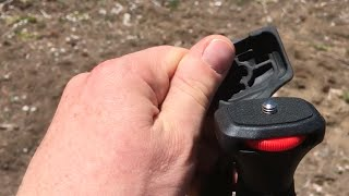 Manfrotto Offroad Walking Sticks Demo and Review