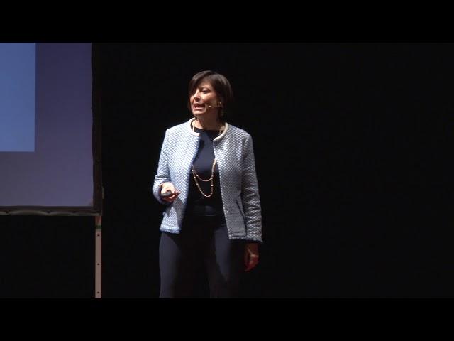 LA MATEMATICA: FONDAMENTO DI UNA SOCIETÀ EQUA E MODERNA | Lorella Carimali | TEDxLivorno