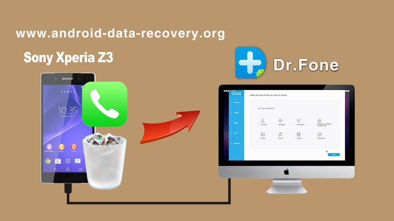 [xperia Z3 Call Logs Recovery]: How To Recover Call History From Sony Xperia  Z3 On Mac