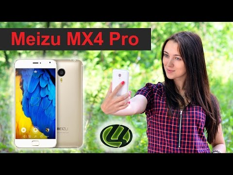 Видео обзор Meizu MX4 Pro от Цифрус