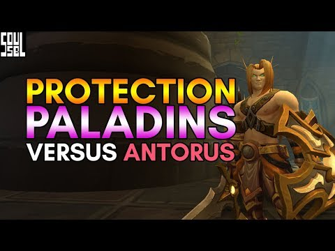 Protection Paladins and Antorus: Tier, Trinkets and My Gearing Strategy - World of Warcraft