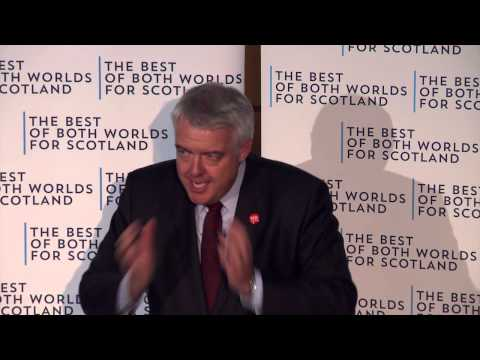 Carwyn Jones, The First Minister of Wales says: 'Scotland, please don't go.'