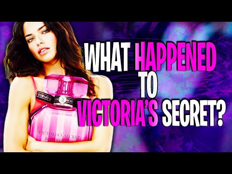 What Happened To Victoria's Secret? The Rise And Fall Of Victoria's Secret