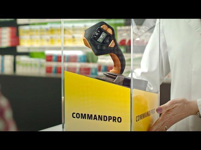 John Deere - Ergonomía, comodidad - CommandPro