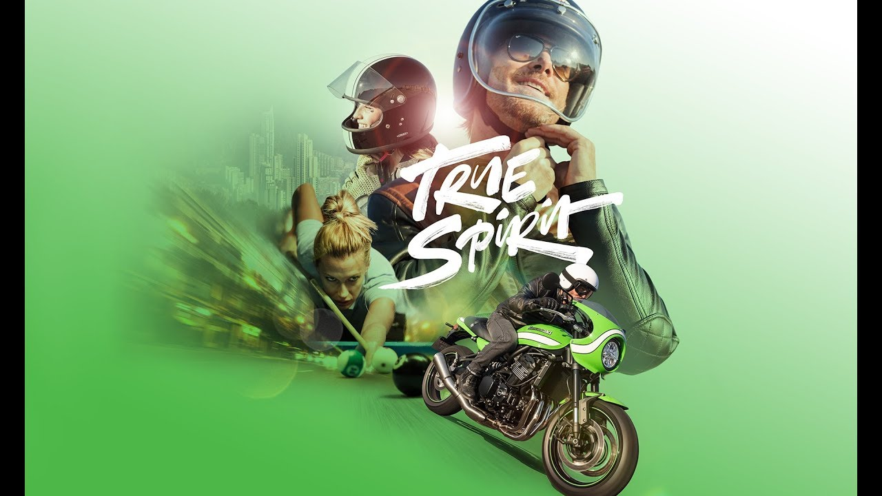 Official Kawasaki Z900RS CAFE video - True Spirit