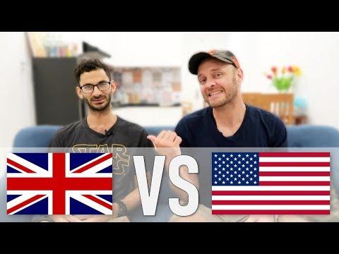 Diferencias De La Pronunciación Entre El Inglés Británico Y Americano