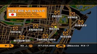 Gran Turismo 2 Simulation Mode Gameplay