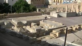 Teatro romano de Cartagena españa