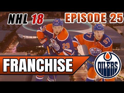 Calling it a season already!! NHL 18 Edmonton Oilers Franchise Mode Eps 25