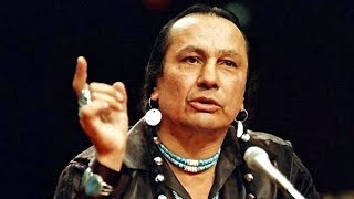 """Time To Correct The History Books: Elder Russell Means """"Columbus Must Die"""" Speech"""