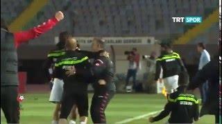 Altınordu 1-2 Giresunspor PTT 1.LİG Maç Özeti 27.Hafta (04.04.2016)