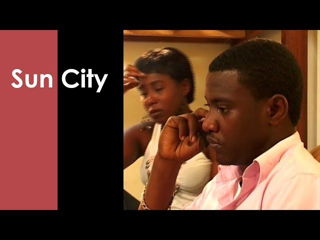 Sun City - The Heist | TV SERIES GHANA