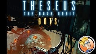 Theseus: The Dark Orbit – Bots overview — Spiel 2014