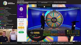 LIVE CASINO GAMES - Rocknrolla and Skylined joining, can they bring some luck? 👌 (12/09/19)