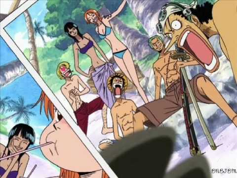 ONE PIECE OP SHINING RAY [FEMALE VERSION]