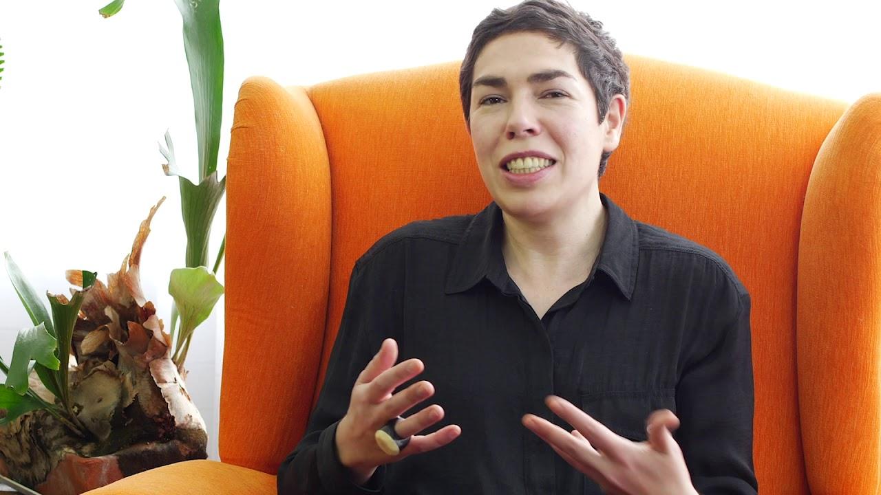 Curriculum videos: Alma Sarmiento