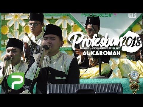 AL KAROMAH - SIDOARJO | Juara 1 Festival Banjari 2018 di Pondok Pesantren Bumi Sholawat