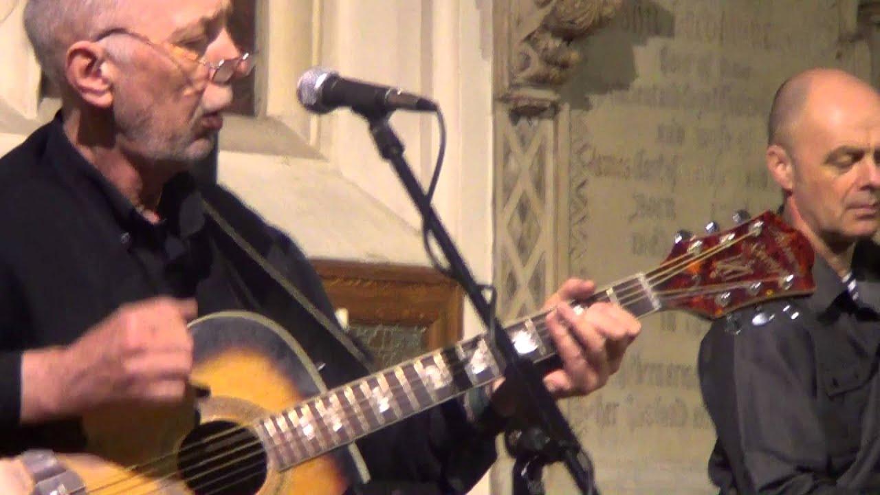 Rod Clements & Ian Thomson at Wigan Parish Church perform ...