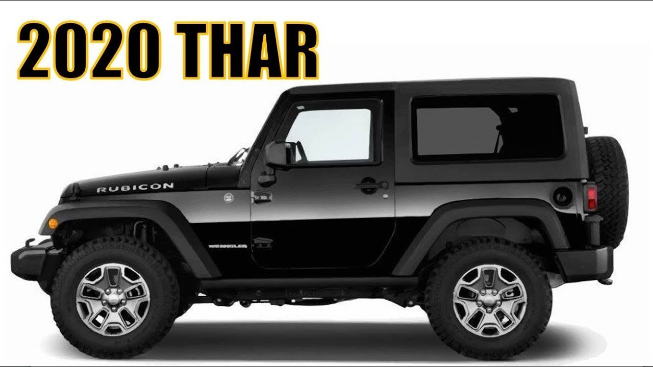 2020 Mahindra Thar Launch Changes And Price 2020 Mahindra Thar