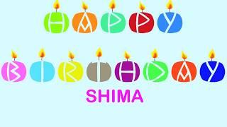 Shima Birthday Wishes & Mensajes