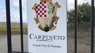 A wine journey to Tuscany (Italy)