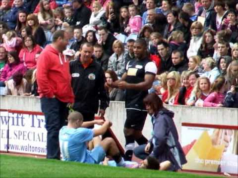All The Clips Of Team Merlin Form Soccer Six.wmv