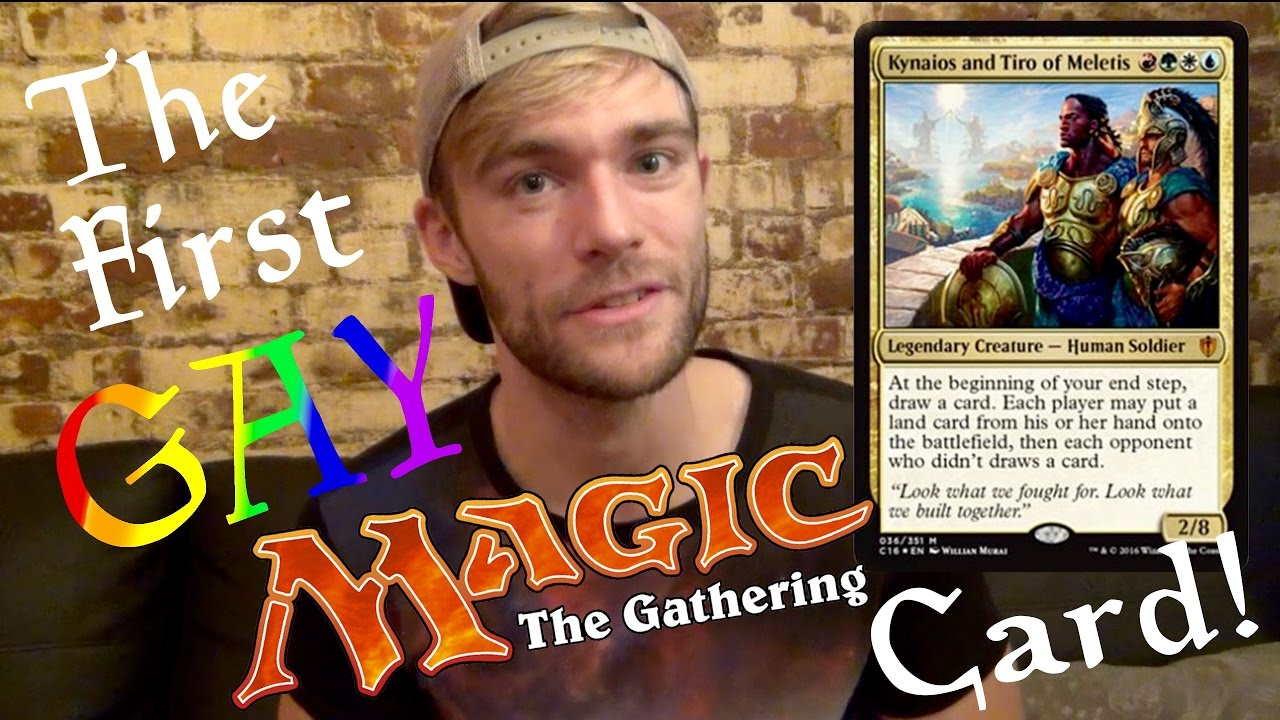 gay magic cards