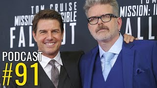 Christopher McQuarrie to Direct Back-to-Back Mission: Impossible Films - The Weekly Show