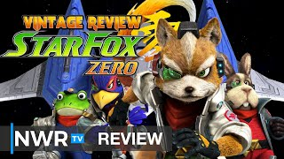 Five Years Later - Star Fox Zero (Wii U)  - Vintage Review (Video Game Video Review)