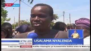 Ubakaji katika mtaa wa Nyalenda nyakati za usiku