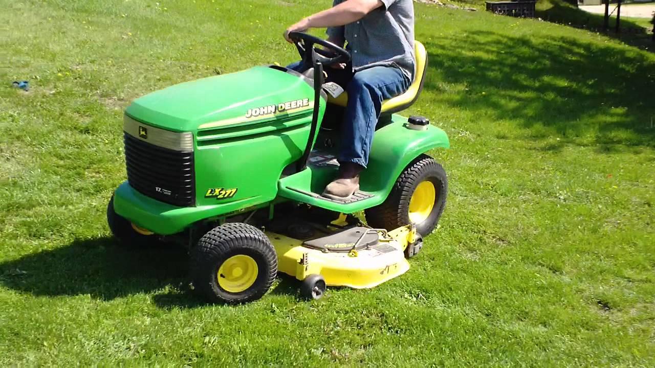 Maxresdefault on Deere Riding Lawn Mower
