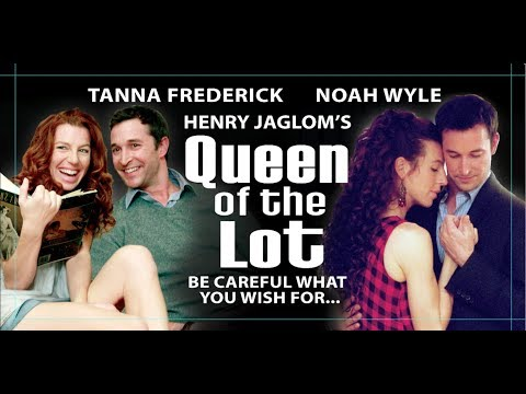 "691 Henry Jaglom, director, Tanna Frederick, actress, ""Queen of the Lot"""
