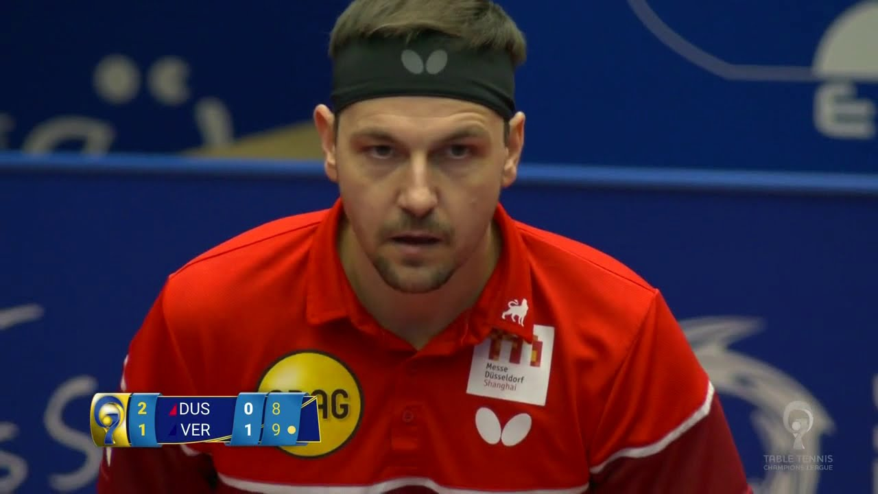 Download FULL MATCH | Timo Boll vs Jonathan Groth | Champions League 2020/2021