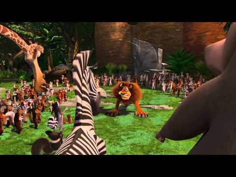 Madagascar 1 - Alex & Marty's NatGeo