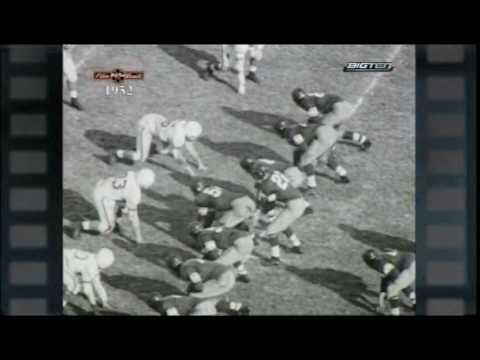 Northwestern Wildcats Football 1952