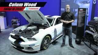 Ford Mustang Cobra Jet Twin Turbo Concept 2012 Videos