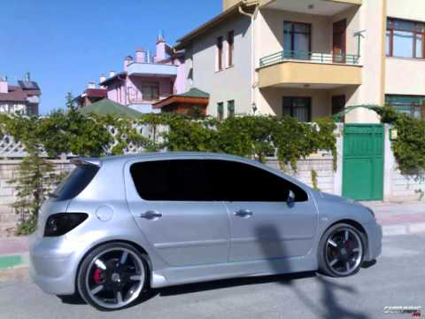 peugeot 307 tuning alex youtube