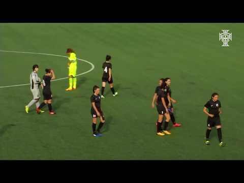 Liga Allianz, 1.ª jornada: Clube Albergaria 0 - 4 Sporting CP