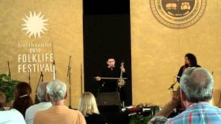 Karabakh Foundation presents Mugham Music at Smithsonian Folklife Festival 2012 - 4