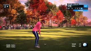 Rory McIlroy PGA Tour (PS4) Playthrough (Part 1 of 2) - NintendoComplete