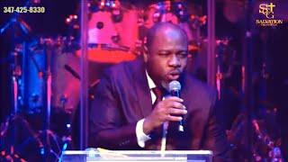 Samuel Robuste Lion De Juda Atake     Salvation Church Of God Brooklyn    Pastor Malory Laurent