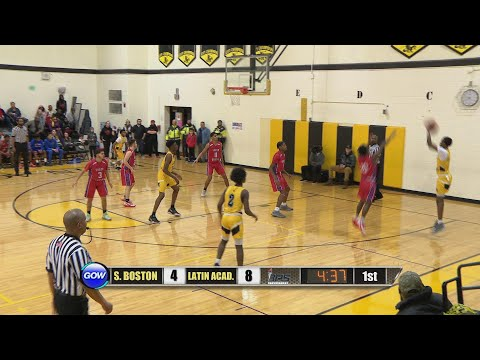 Game of the Week: South Boston Knights vs. Latin Academy Dragons (Boys)