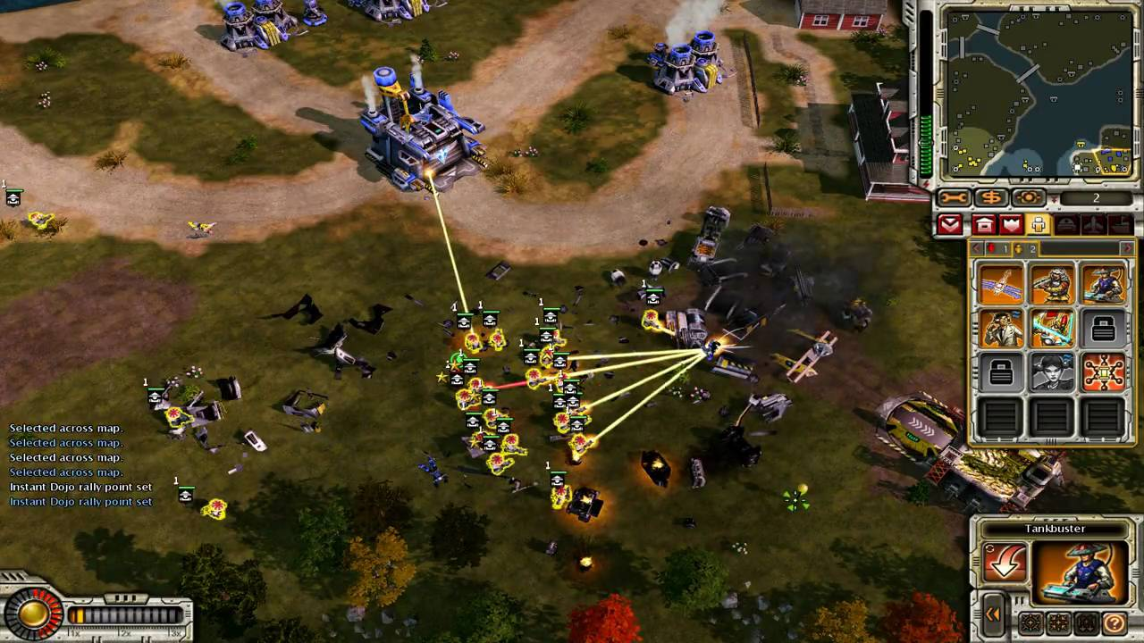Red Alert 3 Uprising Commander Challenge 23 Vicious