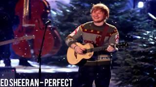 Ed Sheeran - Pefect (Lirik Video)