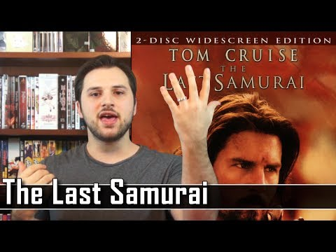 The Anime Collector Reviews - The Last Samurai