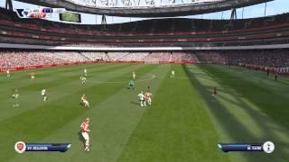 FIFA 15 Pro Camera Max settings 60FPS Full Game