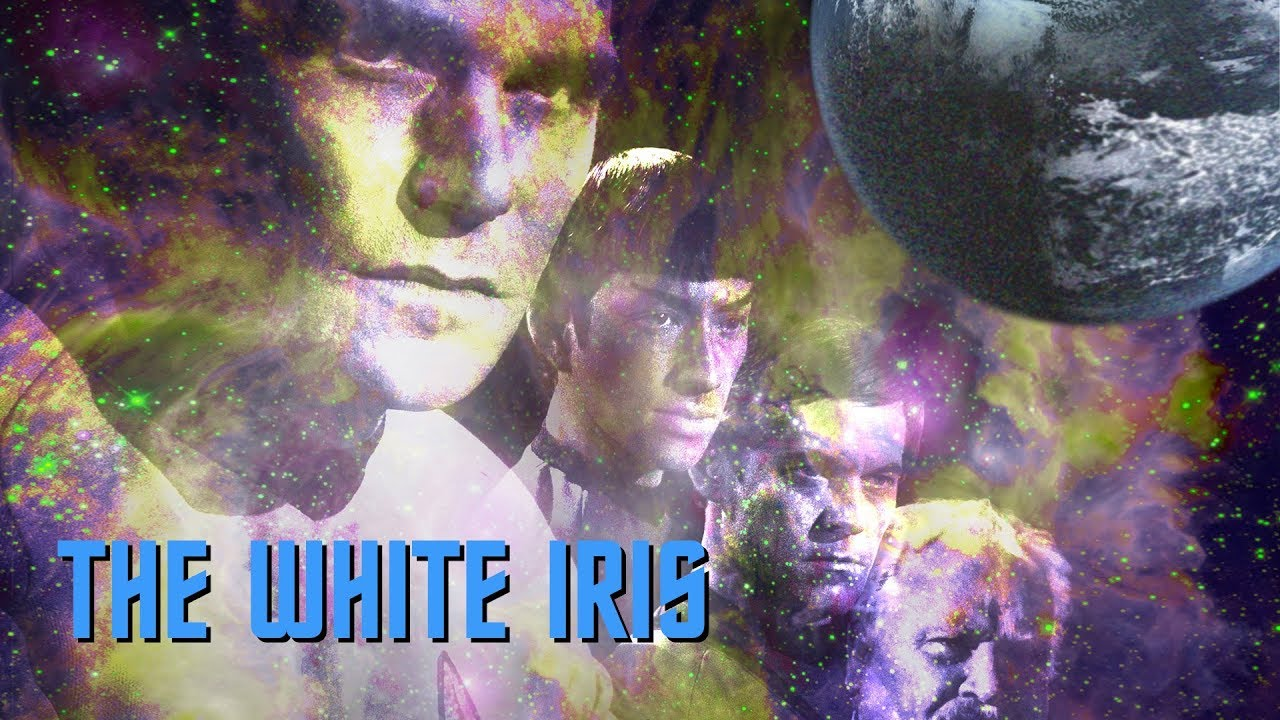 Image result for star trek continues the white iris